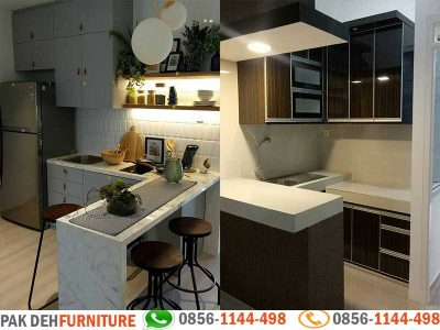 Portfolio Kitchen Set With Mini Bar