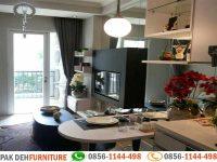 Portofolio Pembuatan Kitchen Set Apartemen