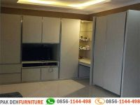 Portofolio Pembuatan Lemari With TV Cabinet