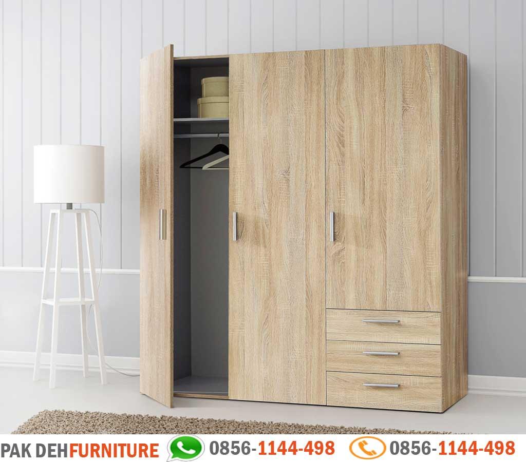 Wardrobe Jasa Custom Furniture Murah