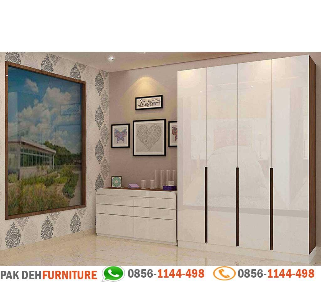 Wardrobe Murah asa Custom Furniture Murah