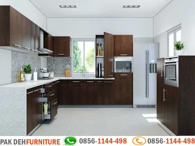 Contoh Kitchen Set Bogor Murah