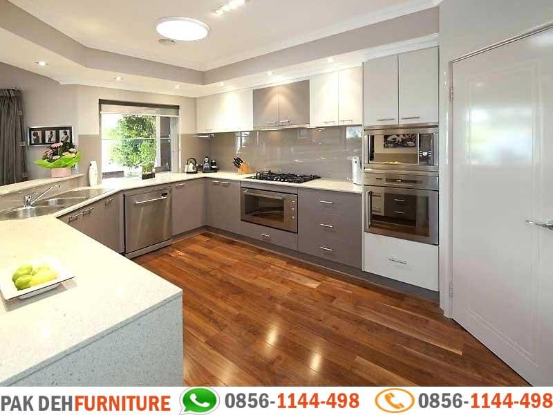 Foto Kitchen Set Bogor HPL