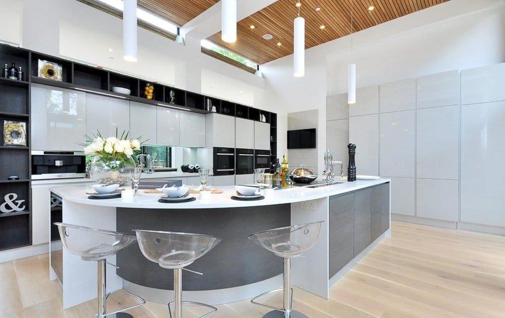 Gambar Kitchen Set Mewah