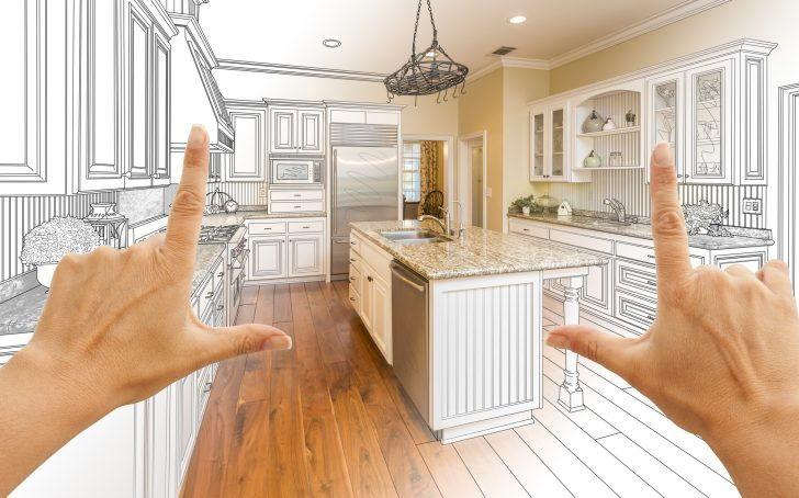 Harga Biaya Pembuatan Kitchen Set