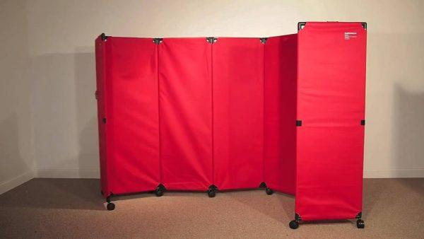 Partisi Portable pemisah ruangan