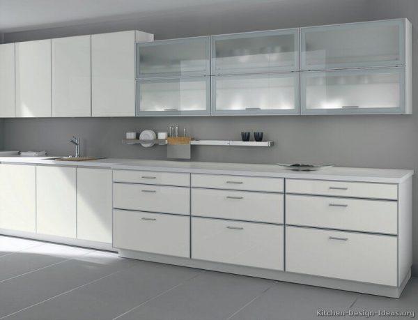 kitchen aluminium dengan kaca