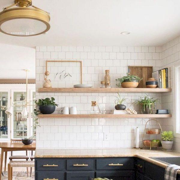 model kitchen set budget murah