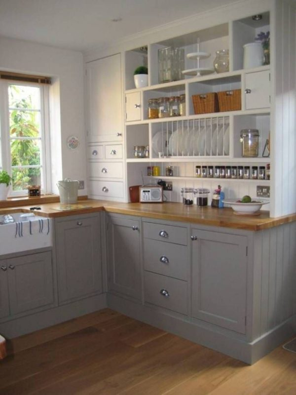 top table kitchen set murah dengan hpl