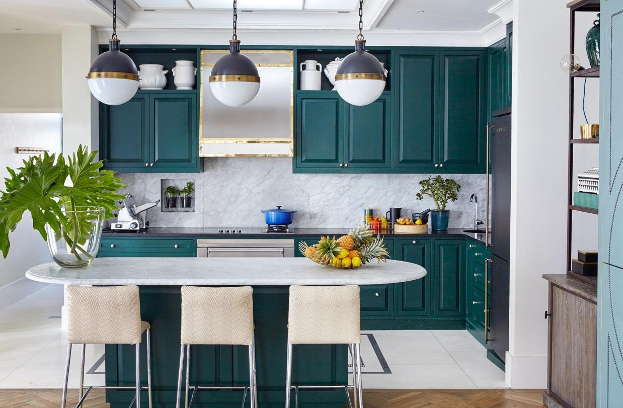 Desain Dapur Cantik Ukuran 3x3 Style Amara