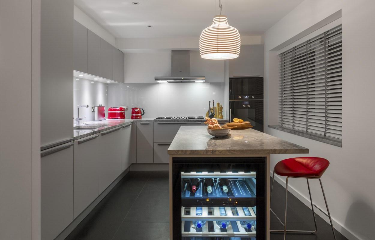 Desain Dapur Ideas Ukuran 3x3