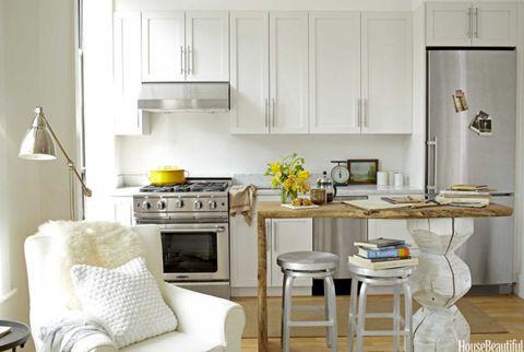 dapur minimalis untuk apartemen