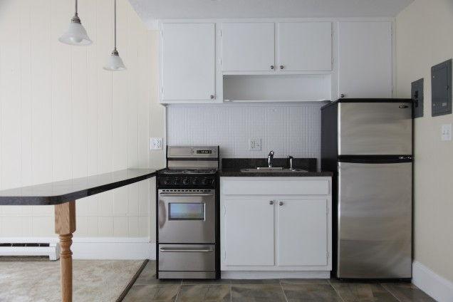 desain dapur untuk apartemen